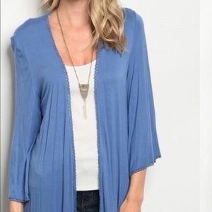 NWT Cardigan duster for your BFF 👯